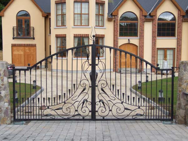 Forged Gates Ideas