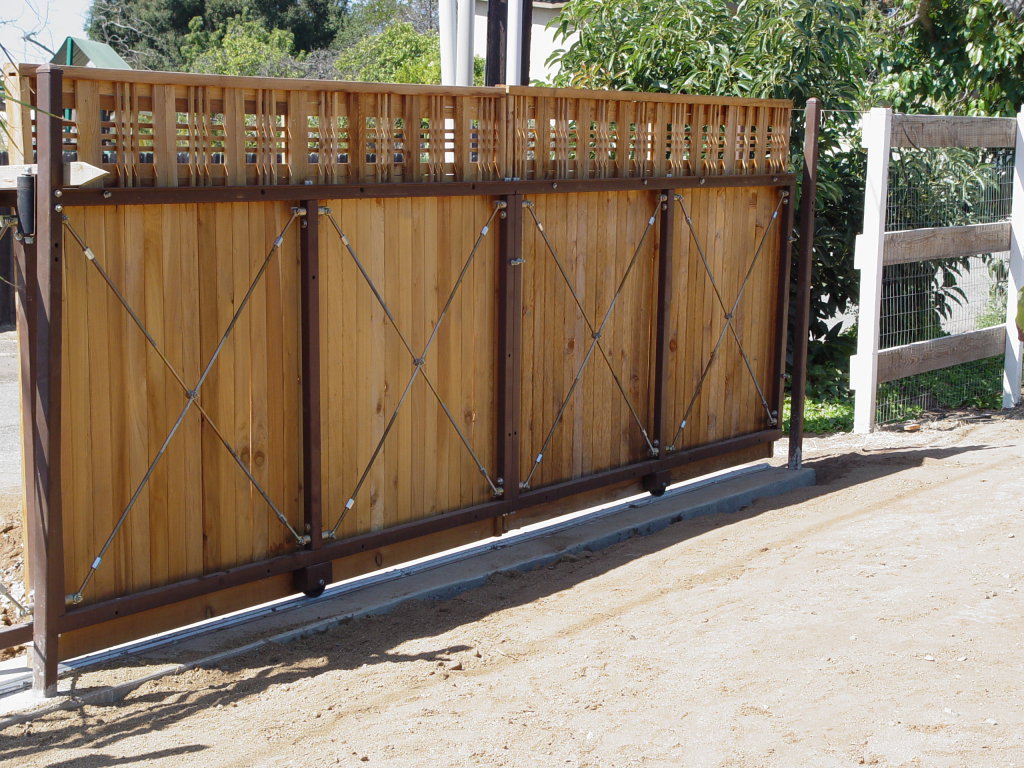 Rolling Gates Are In Use For A Wide-Range Of Applications