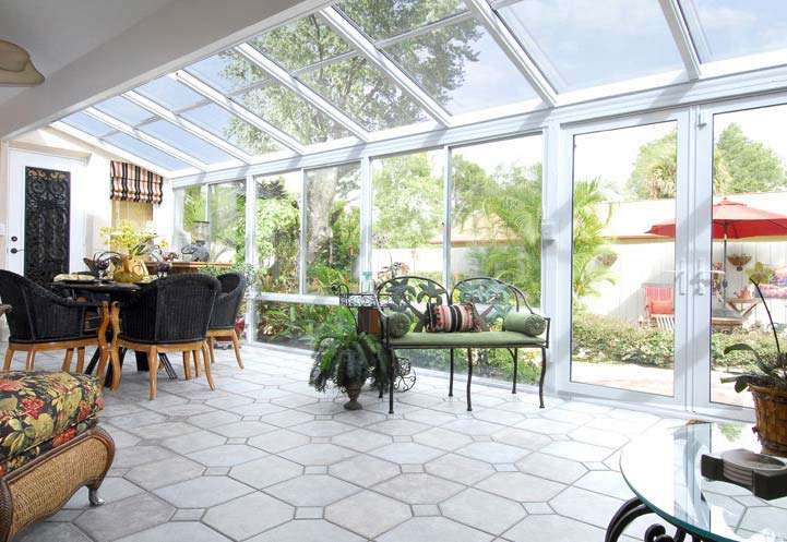 You Could Enhance The Straight Sunroom Appropriately