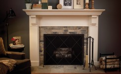 Antique Fireplace Mantels Amrilio image 004