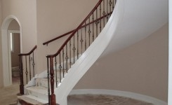 Curved Stairs Designs Amrilio photo 002