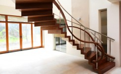Curved Stairs Designs Amrilio photo 005