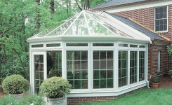Glass Conservatory Sunroom Amrilio photo 002