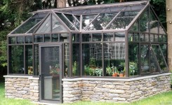 Glass Conservatory Sunroom Amrilio picture 006