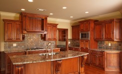 kitchen-remodeling wood cabinets
