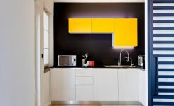 modern_minimalist_kitchen_with_modular cabinet